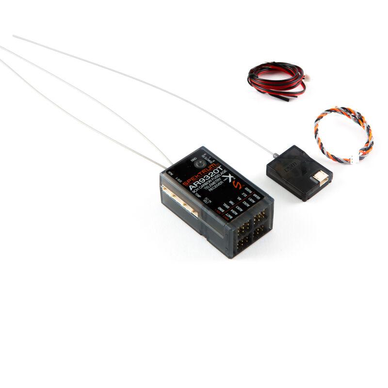 AR9320T 9-Channel Carbon Fuse Telemetry Receiver