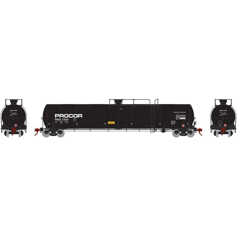 HO 33 900-Gallon LPG Tank Late PROX #31829