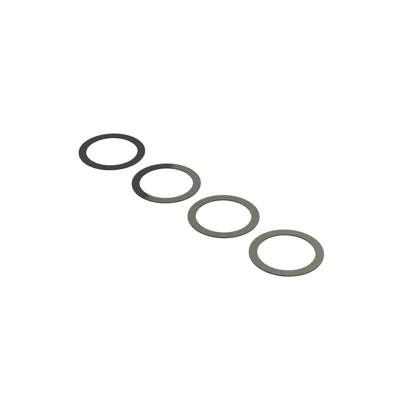 Washer, 13x16x0.2mm (4)