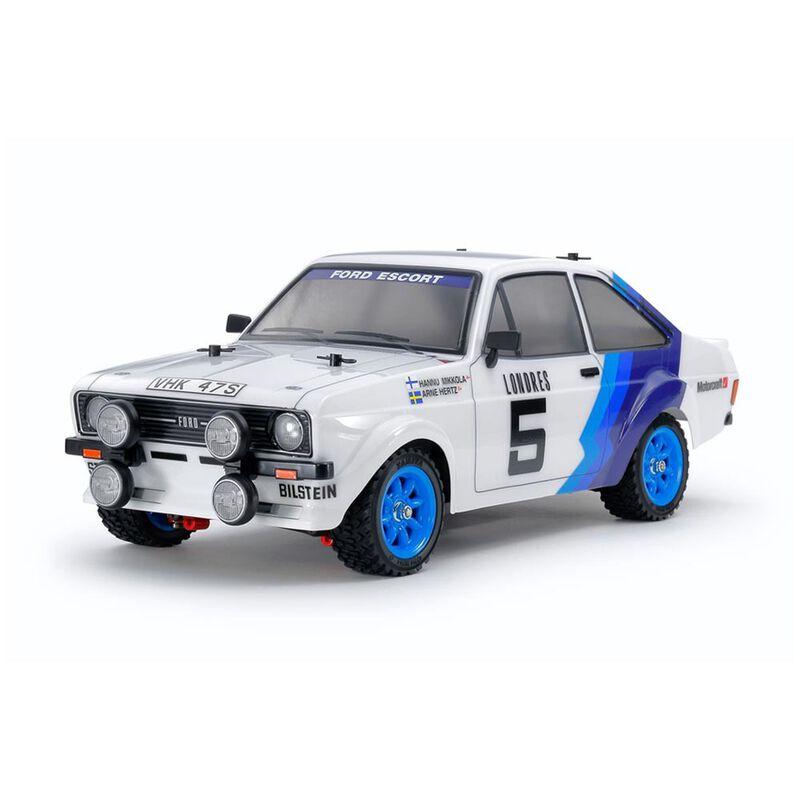 1/10 R/C Ford Escort Mk.II Rally (MF-01X)