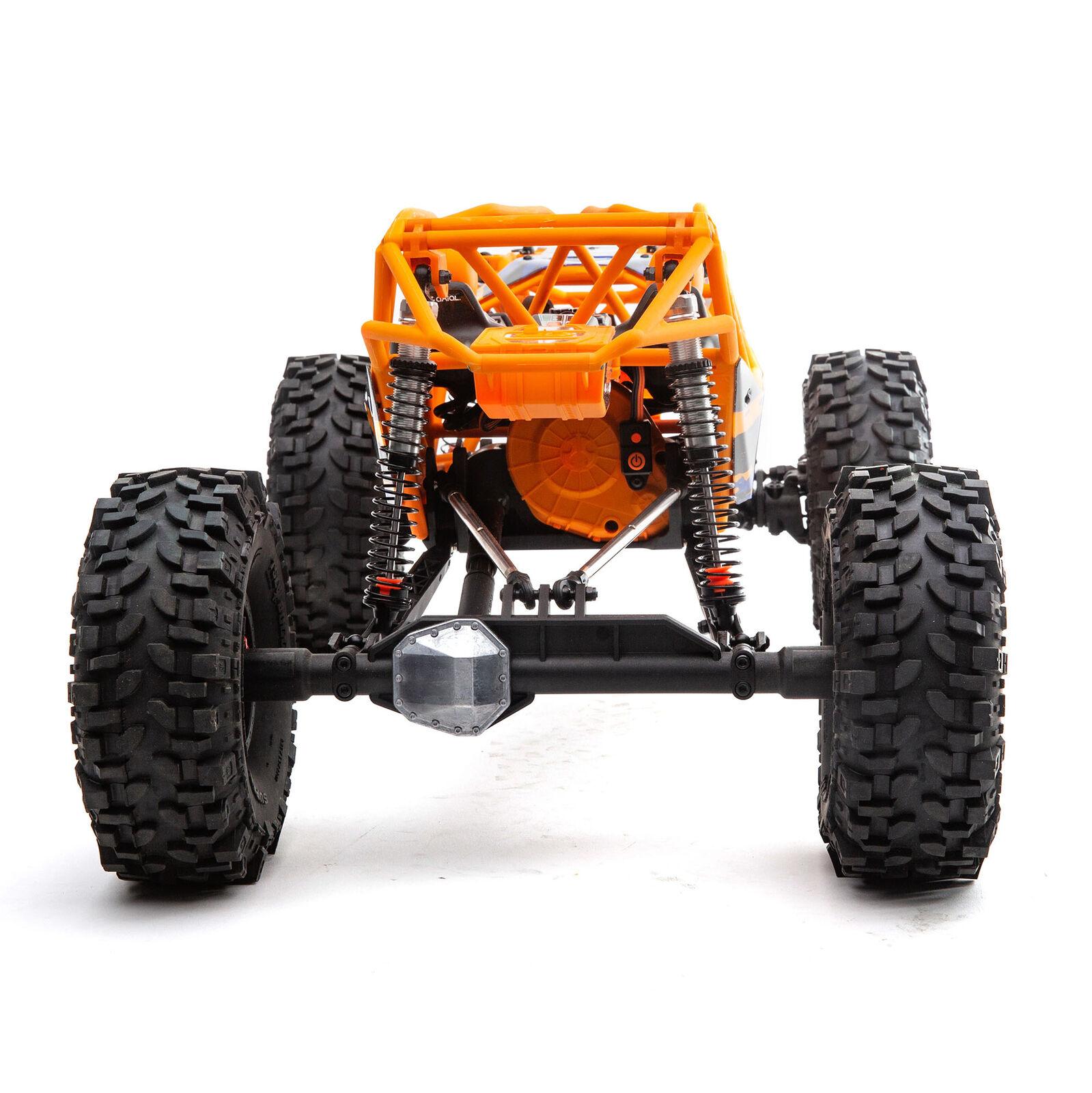 1/10 RBX10 Ryft 4WD Brushless Rock Bouncer RTR, Orange