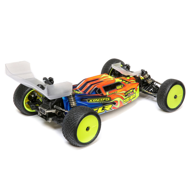 1/10 22 5.0 2WD Spec Racing Kit, Dirt/Clay