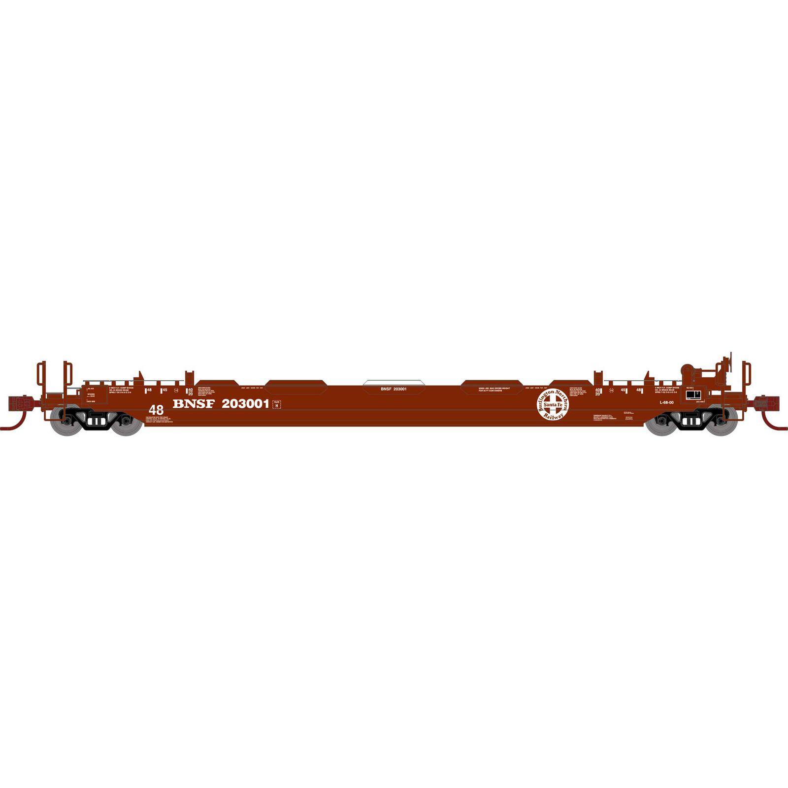 N 48' Husky Stack Well, BNSF #203001
