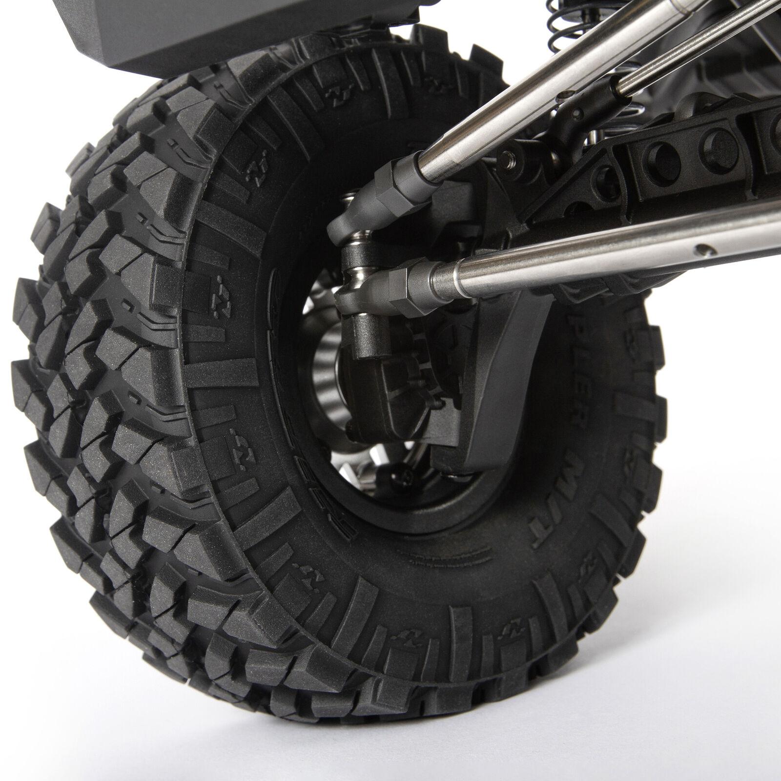 1/10 SCX10 III Jeep JLU Wrangler with Portals 4WD Kit