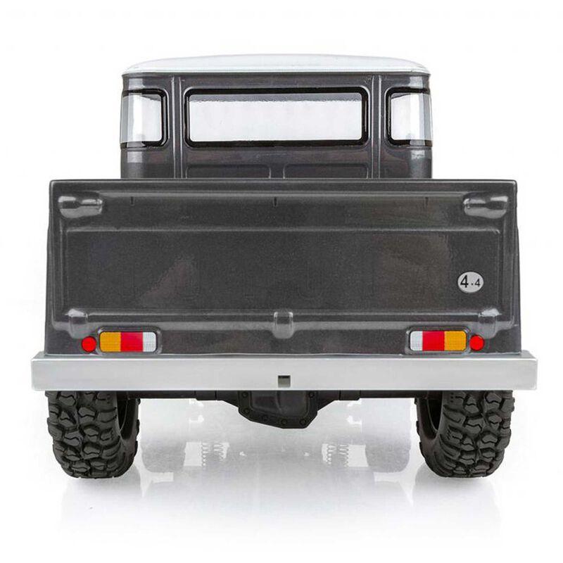 1/12 CR12 Toyota FJ45 4X4 Pick-Up Truck RTR, Gray