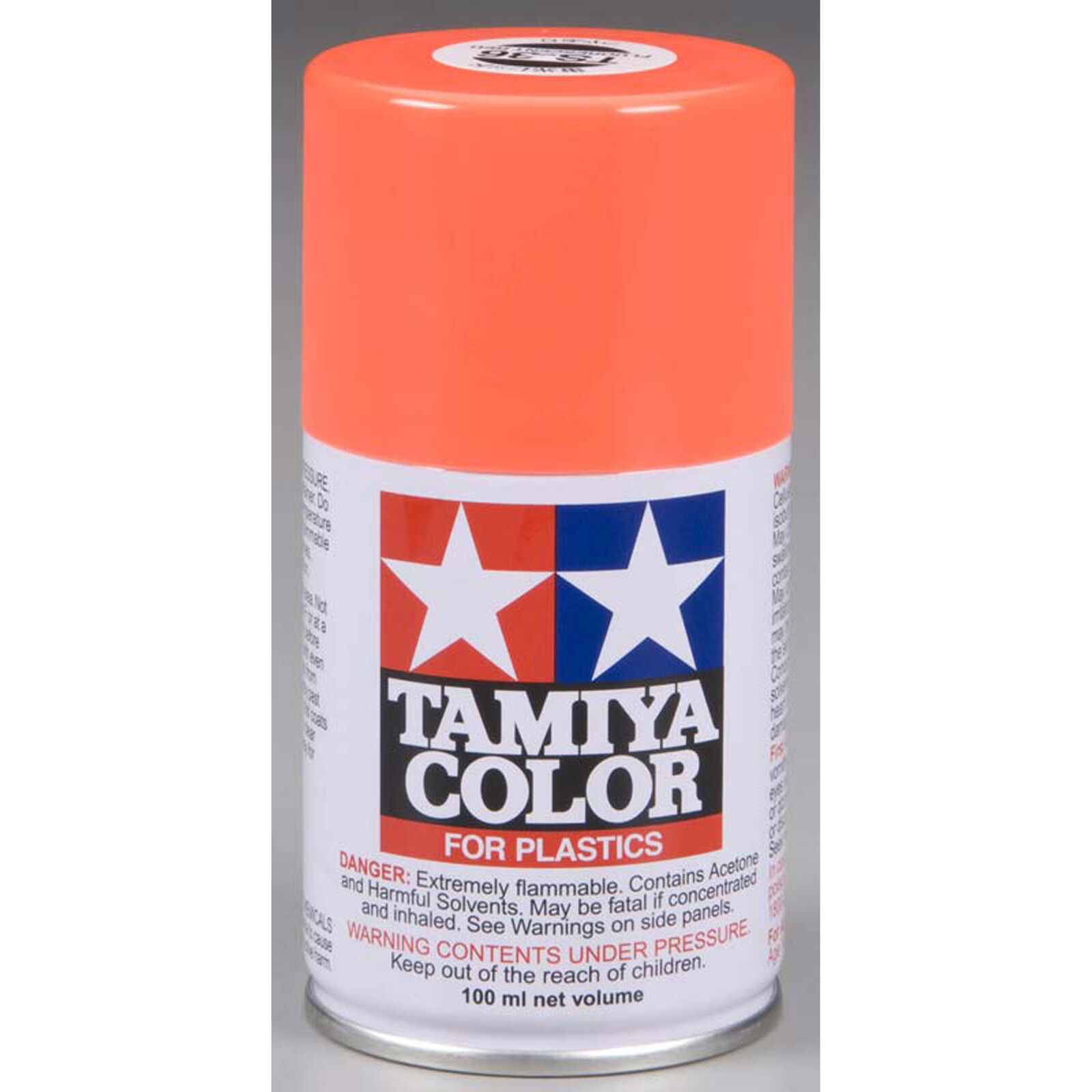 Spray Lacquer TS-36 Fl.Red