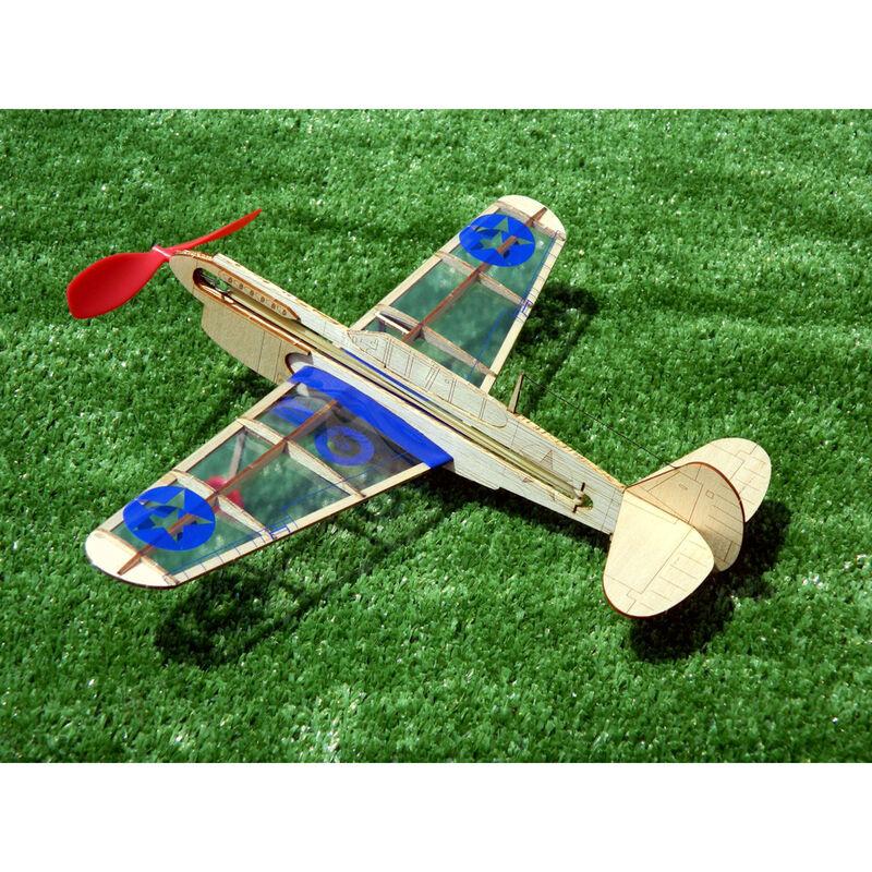 """U.S. Warhawk Mini Model Kit, 11"""""""