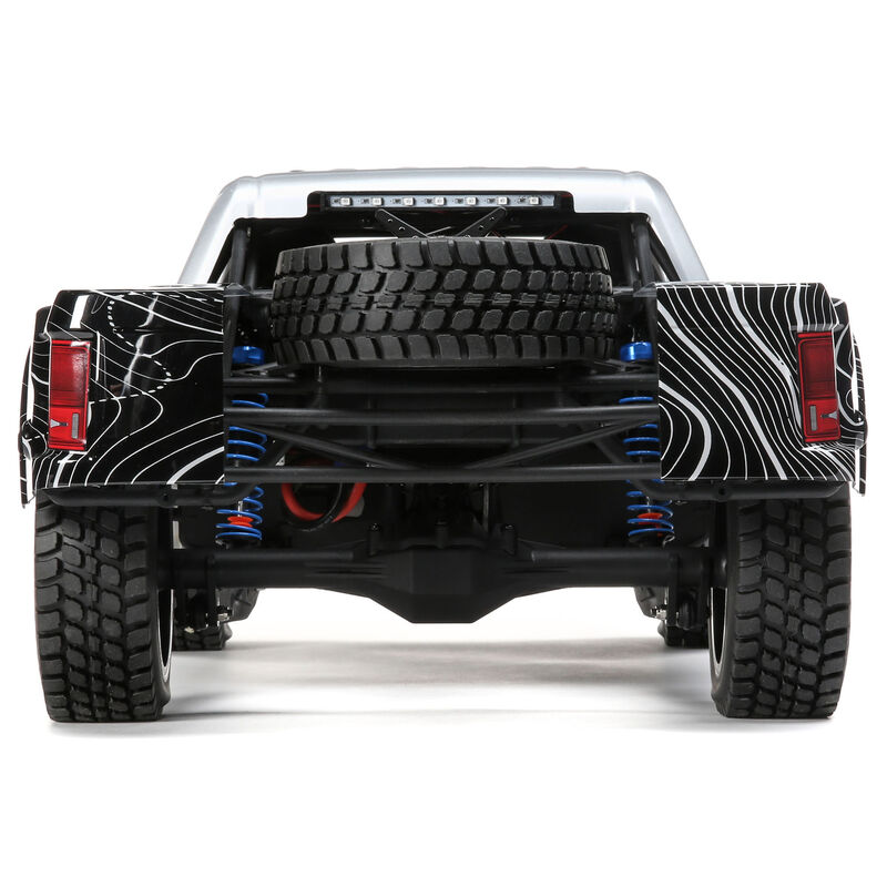 1/10 Ford Raptor Baja Rey 4WD Desert Truck Brushless RTR, Black Rhino