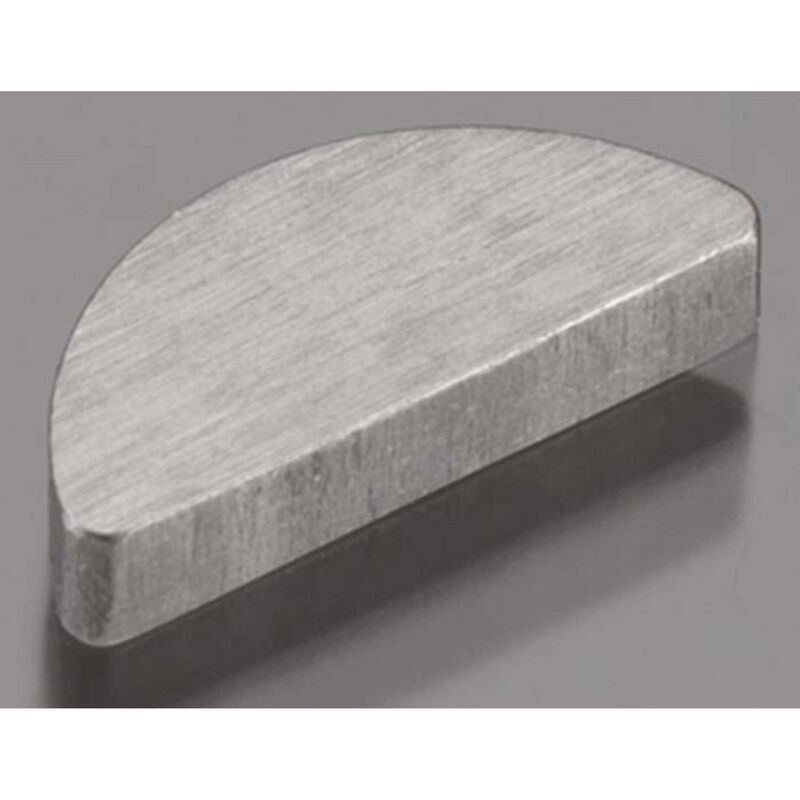 Woodruff Key: DLE 55-RA