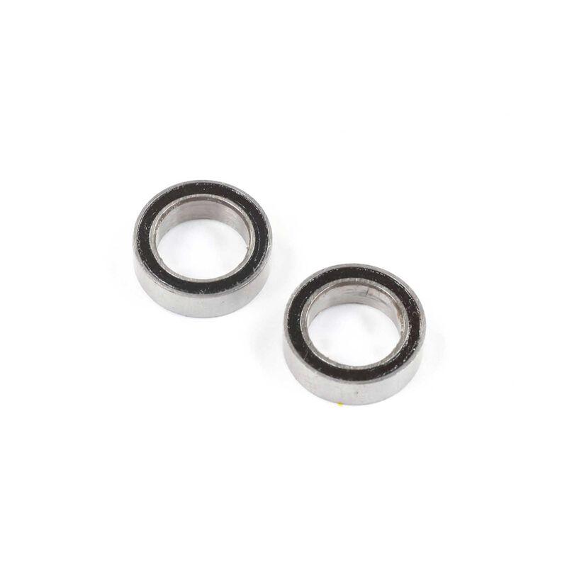 8 x 12 x 3.5mm Ball Bearings (2)