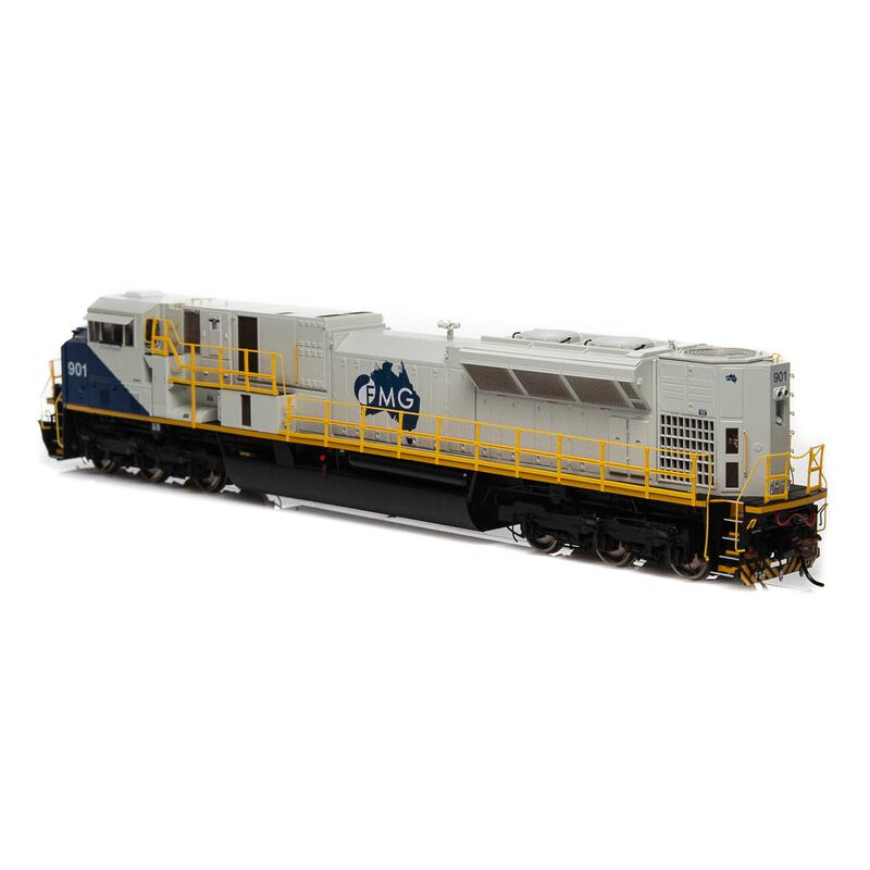 HO G2 SD90MAC-H Phase II with DCC & Sound, FMG #901