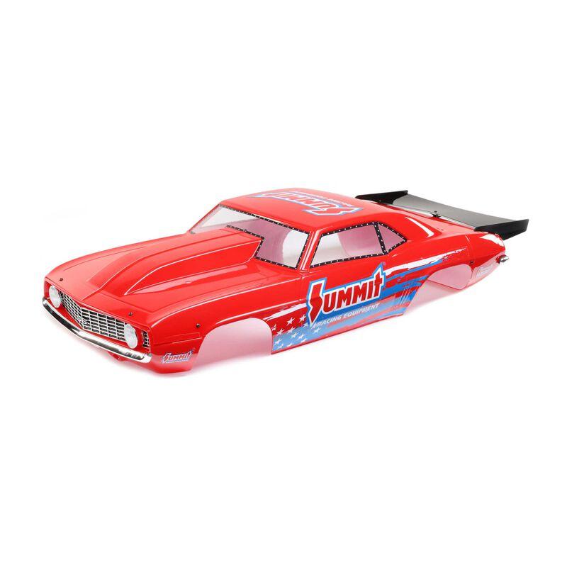 69 Camaro Body Set, Summit: 22S Drag