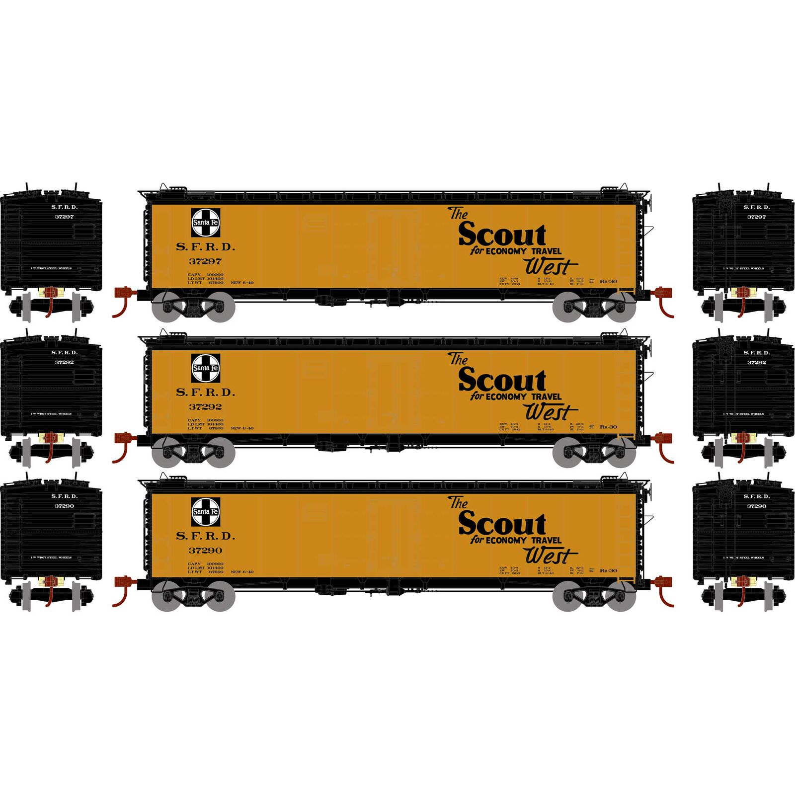 N 50' Ice Bunker Reefer SF The Scout (3)