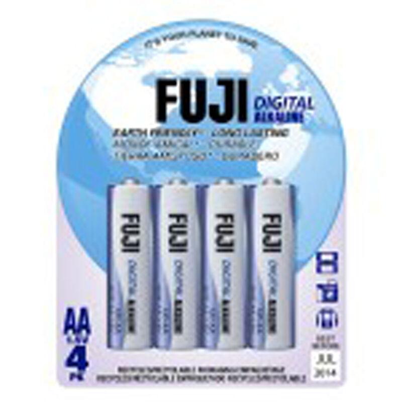 AA Digital Alkaline Battery (4)