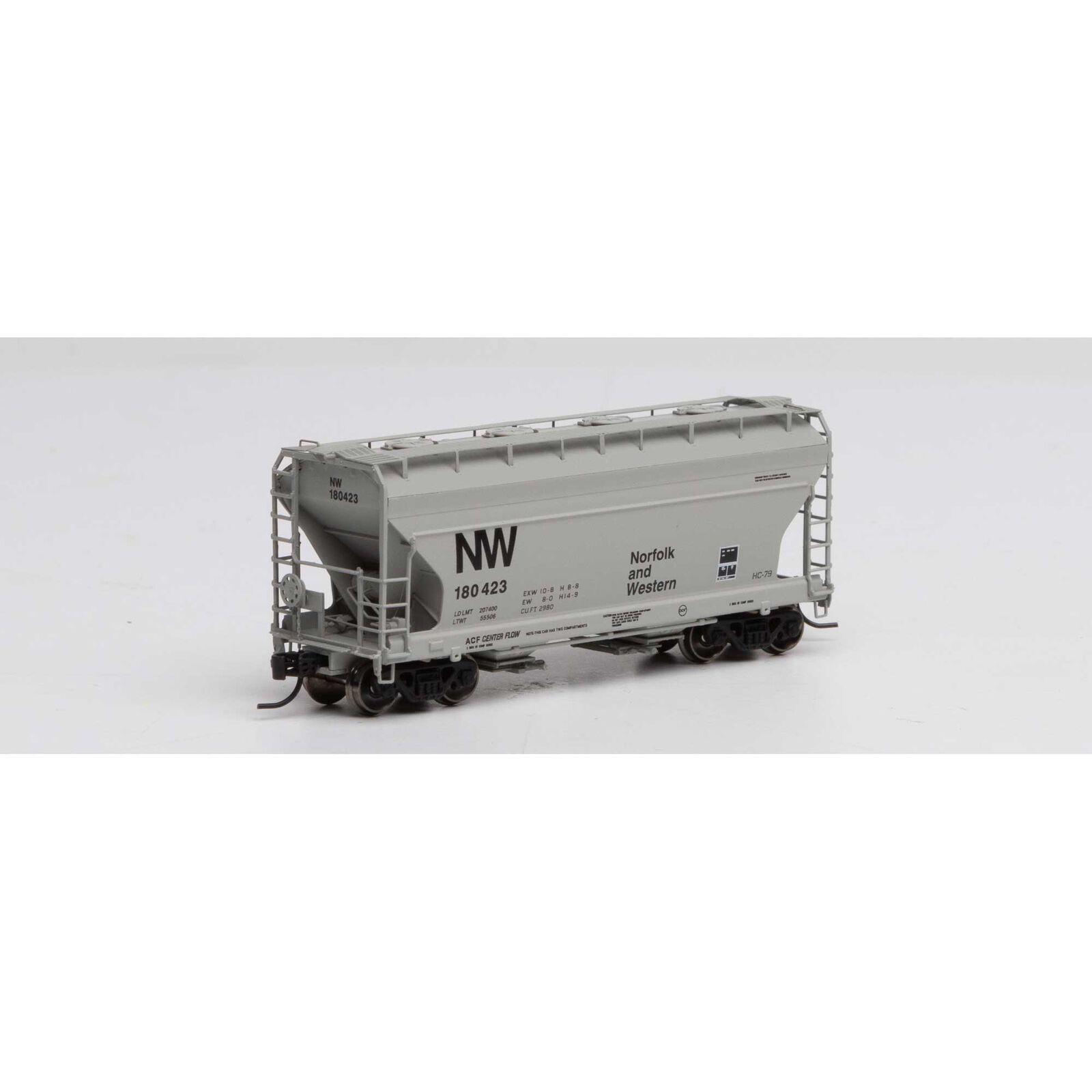 N ACF 2970 Covered Hopper, N&W #180423