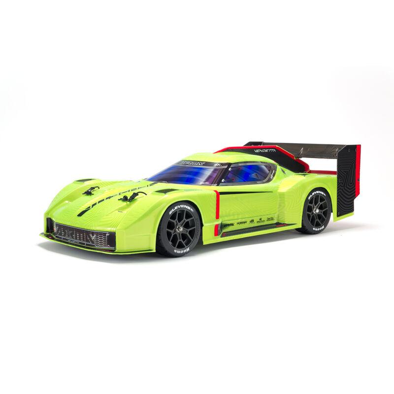 1/8 VENDETTA 4X4 3S BLX Brushless All-Road Speed Bash Racer