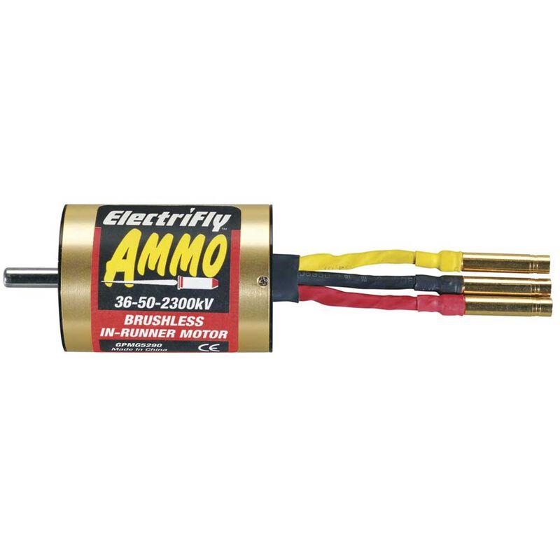 Ammo 36-50-2300 In-Runner Brushless Motor