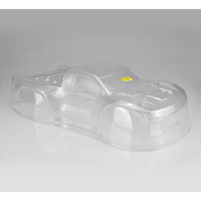 1/10 Illuzion Ford Raptor SVT SCT-R Clear Body: Slash 4x4, SC10