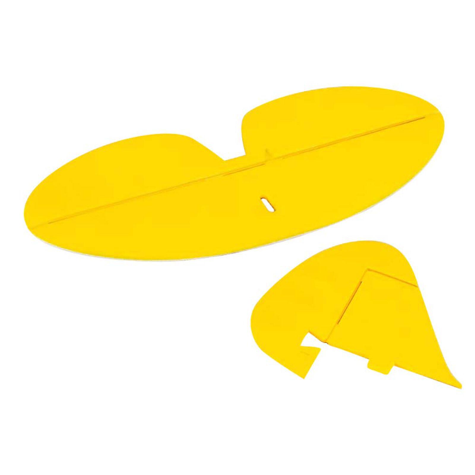 Tail Set: Micro Super Cub