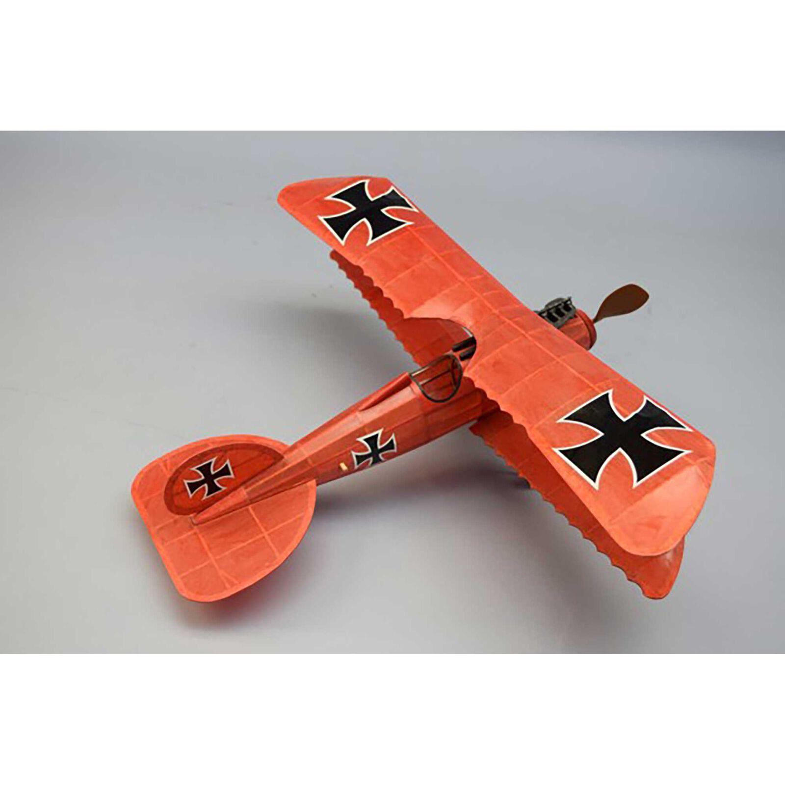 """Albatros D-5 Rubber Powered Kit, 18"""""""