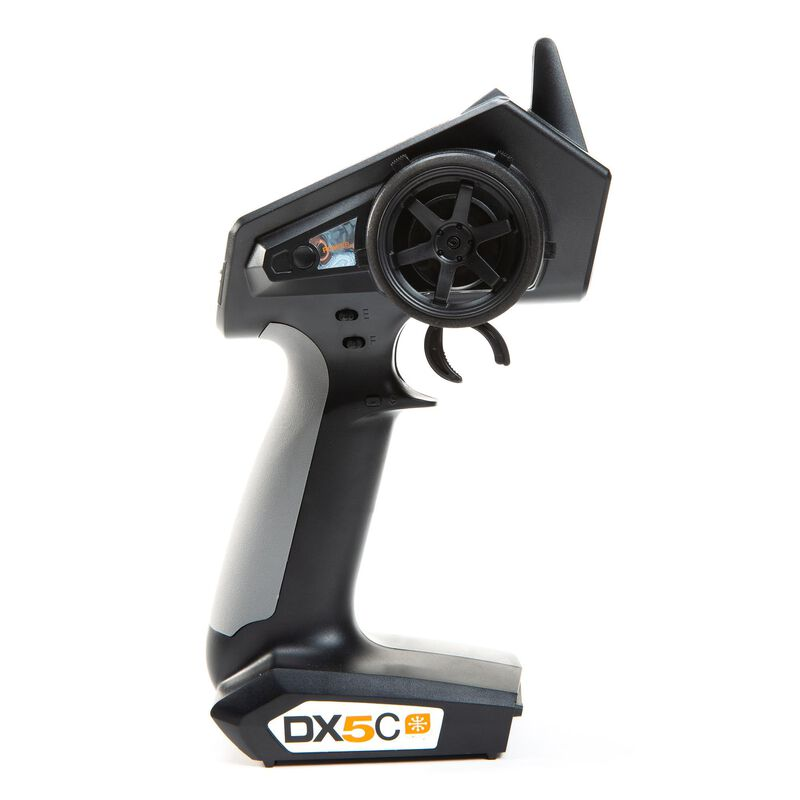 DX5C Smart 5-Channel DSMR Transmitter Only