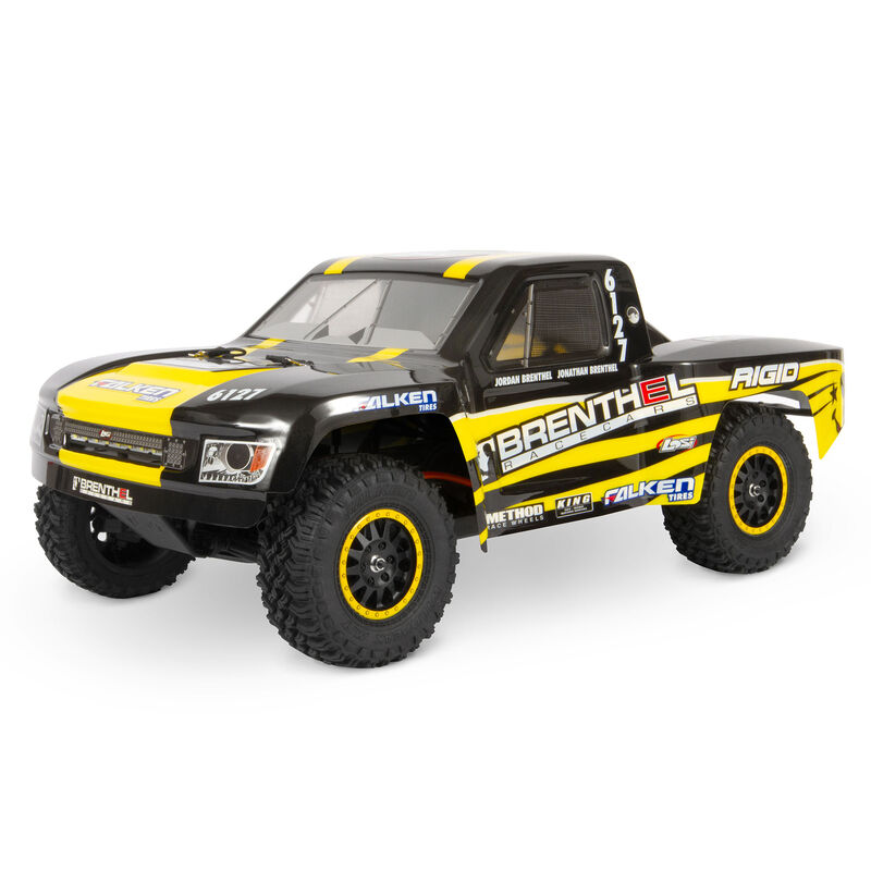 1/10 TENACITY TT Pro 4WD SCT Brushless RTR with Smart