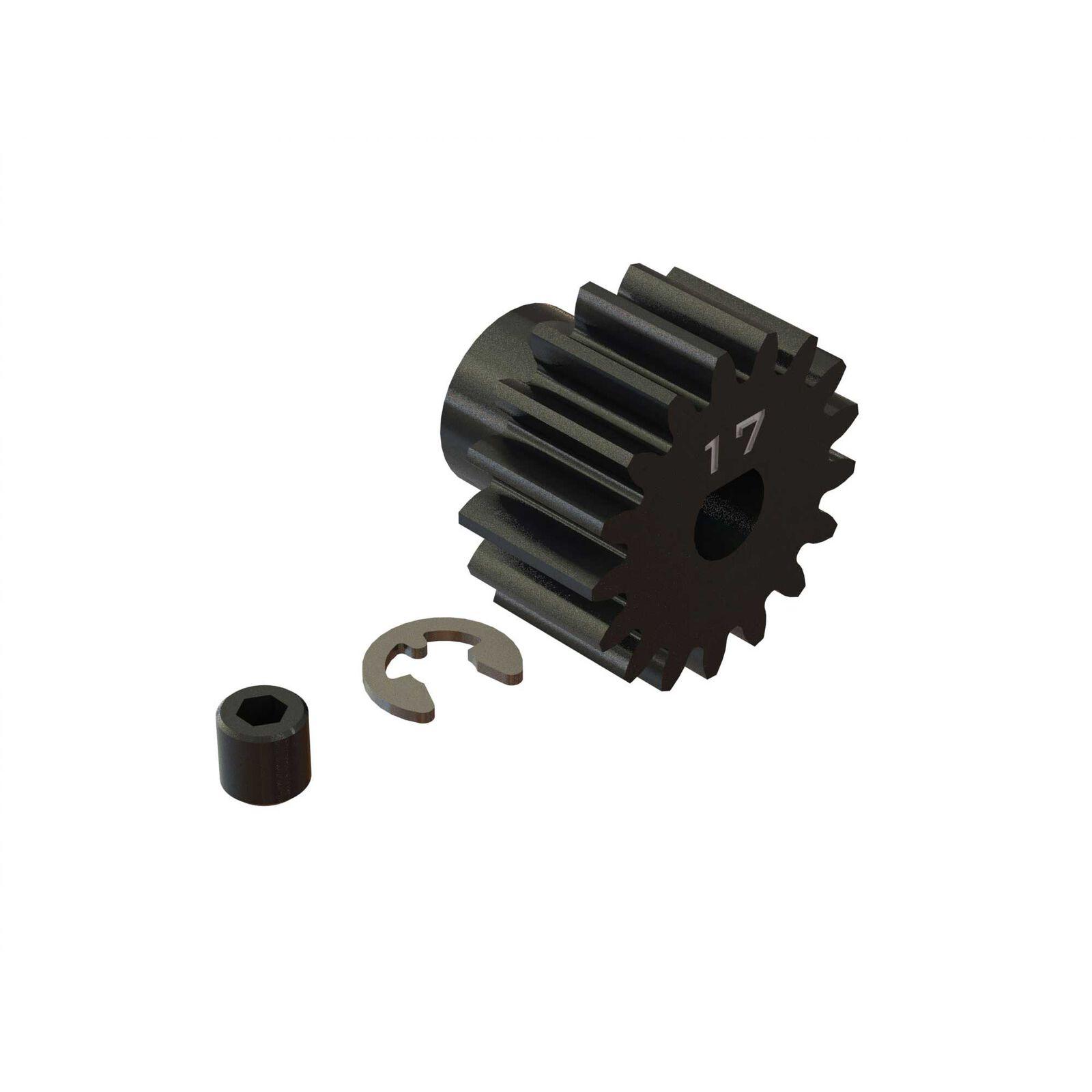 Pinion Gear, 17T HD Mod1 Safe-D5
