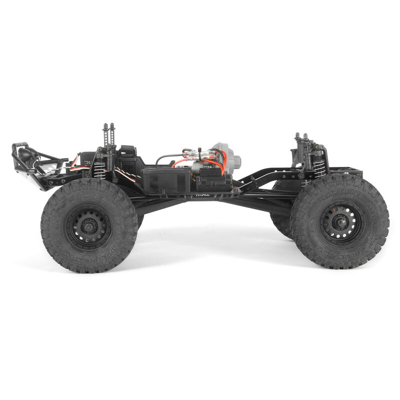 1/10 SCX10 II Trail Honcho 4WD Rock Crawler Brushed RTR