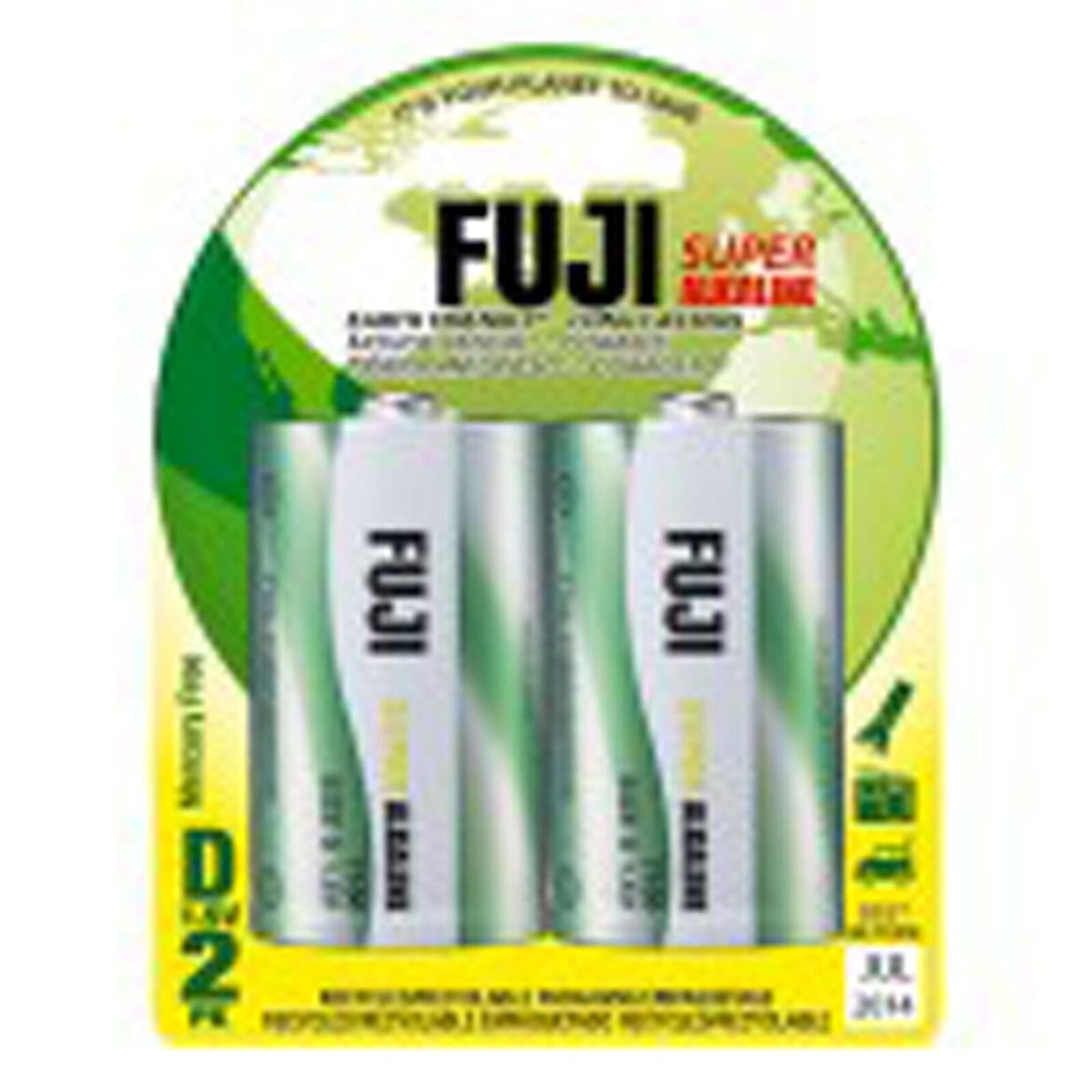 D Alkaline Battery (2)