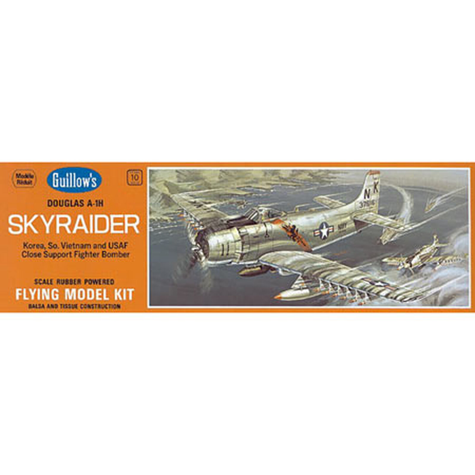 "Douglas A-1H Skyraider Kit, 17"""
