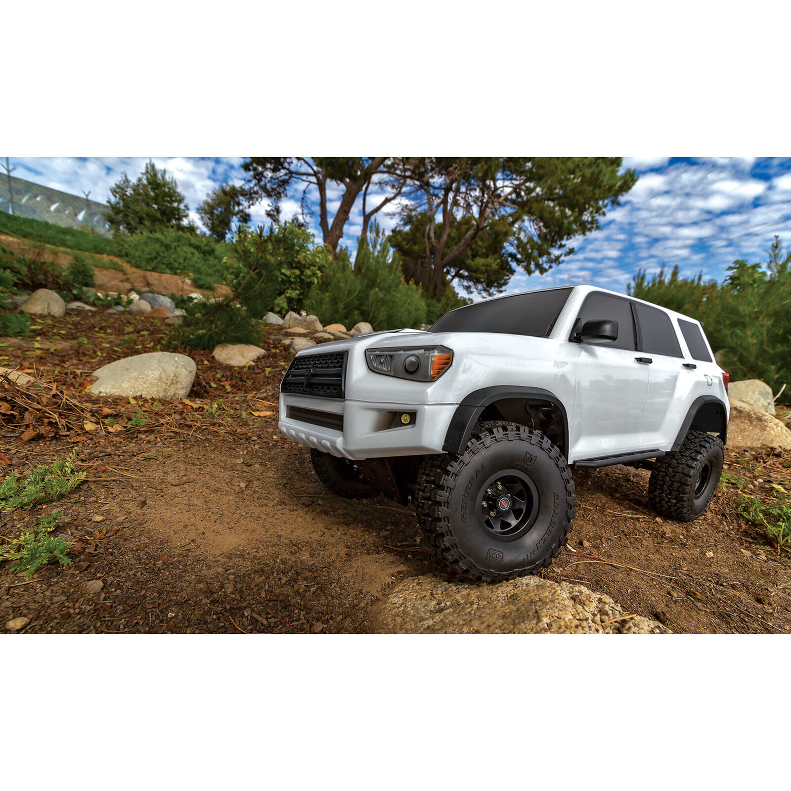 1/10 Enduro Trailrunner 4WD Rock Crawler RTR