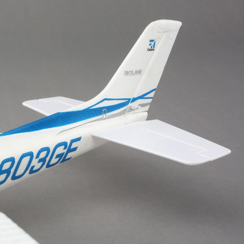 UMX Cessna 182 BNF Basic with AS3X, 635mm