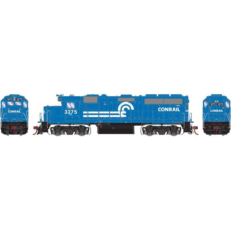 HO GP40-2 with DCC & Sound CR ex RDG #3275