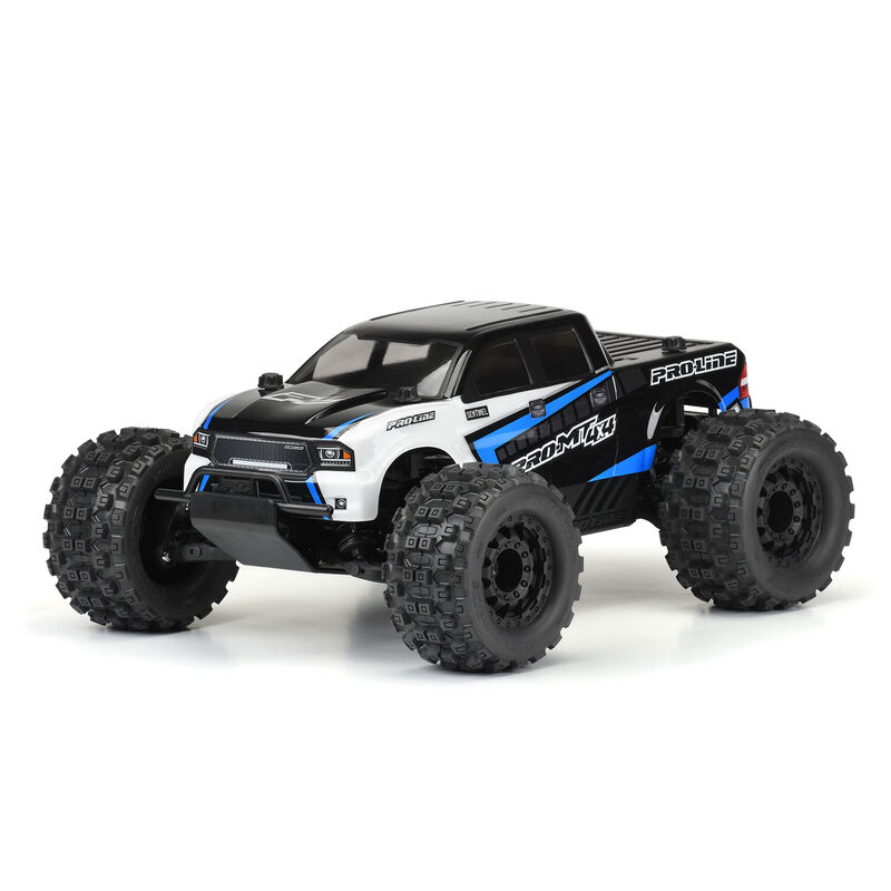 1/10 Pro-MT 4WD Monster Truck Pre-Built Roller