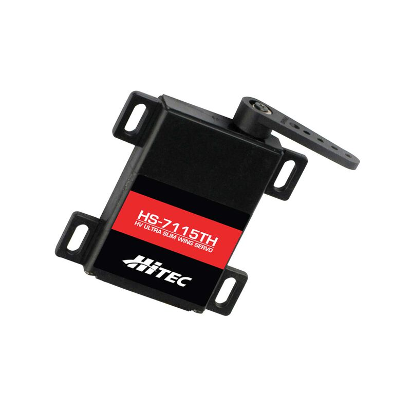 HS-7115TH Thin Digital HV Titanium Gear Slim Wing Servo