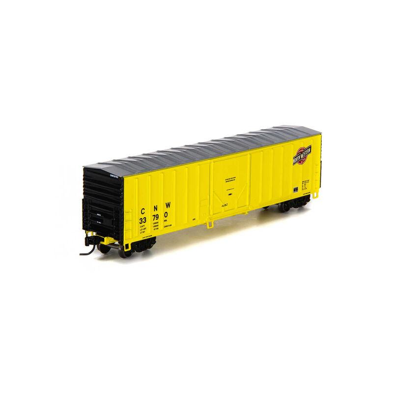 N 50' NACC Box C&NW #33790
