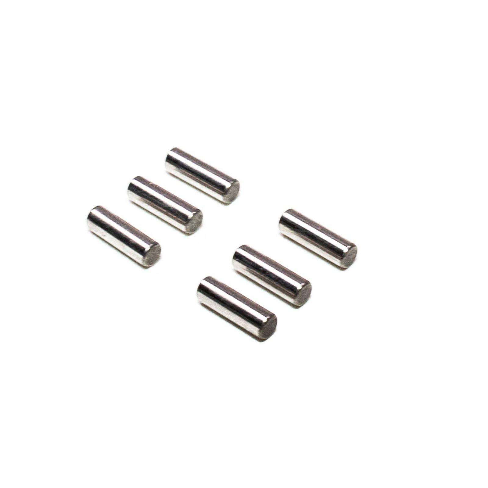 M2.5 x 8mm Pins (6)