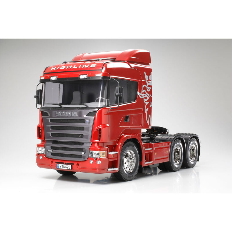 1/14 Semi Tractor Truck Scania R620 6x4 Highline Kit