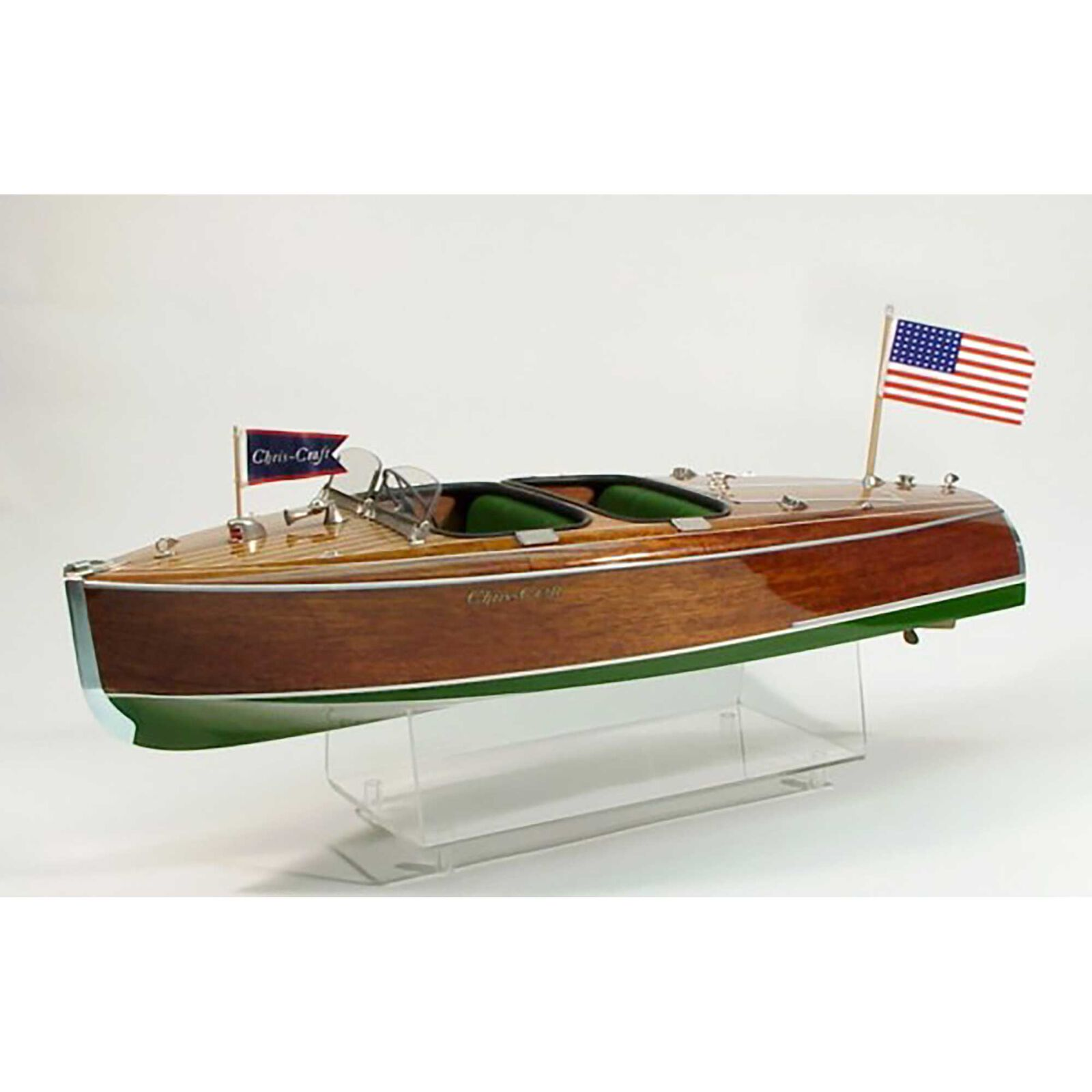 """1/8 1940 Chris-Craft Barrel Back Boat Kit, 28"""""""