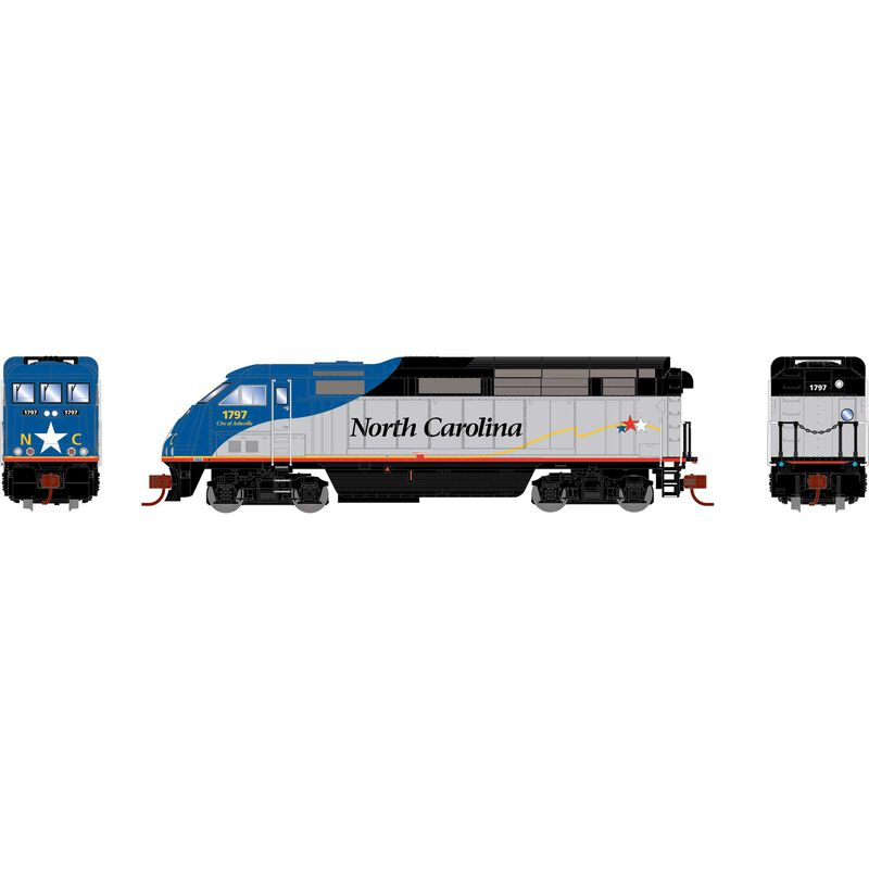 N F59PHI with DCC & Sound, RNCX #1797