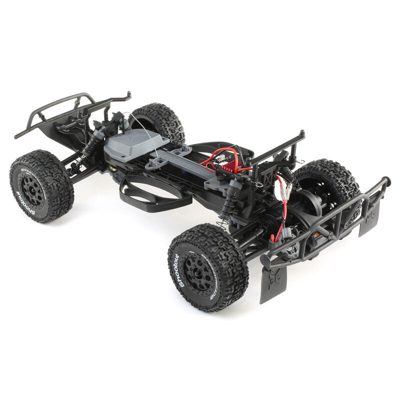 1/10 Torment 2WD SCT Brushed RTR, K&N