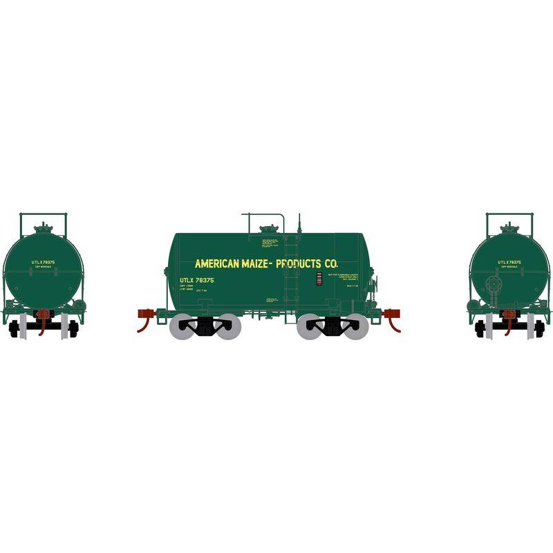 HO RTR 30' NACC 8 000-Gal Tank UTLX Maize #78375