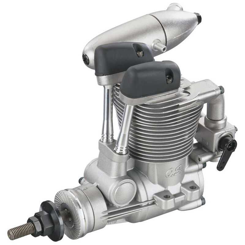 FS-62V Ringed 4-Stroke .62 Glow Engine with Muffler