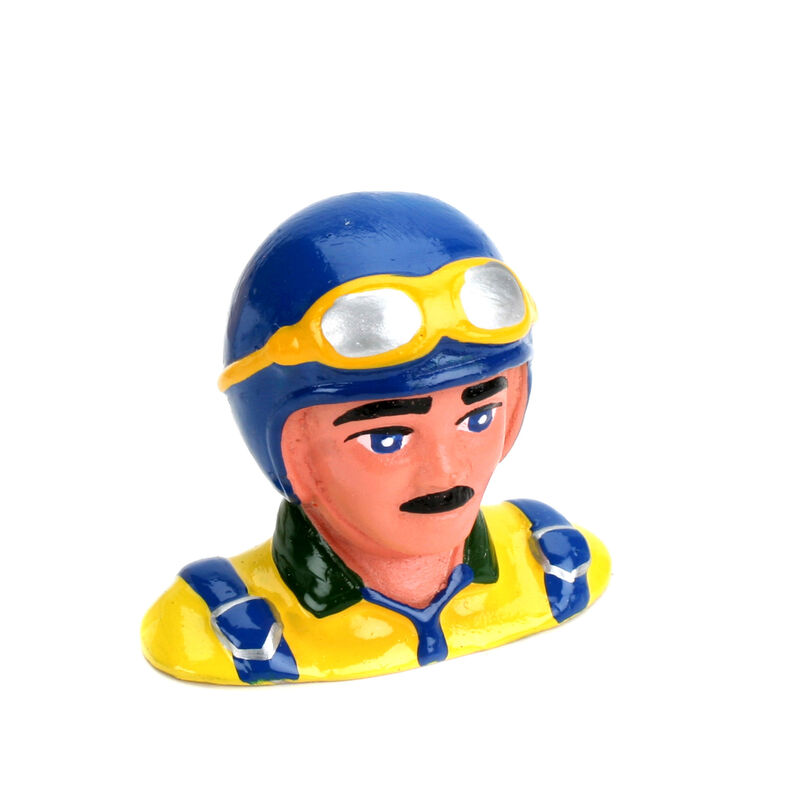 1/9  Pilot, with Helmet & Goggles