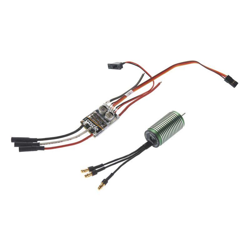 1/18 Sidewinder Micro 2 with 5300Kv Motor