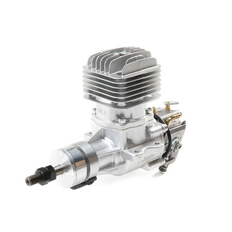 DLE 20CC Gasoline Engine With Electronic Ignition /& Muffler For RC aircraft