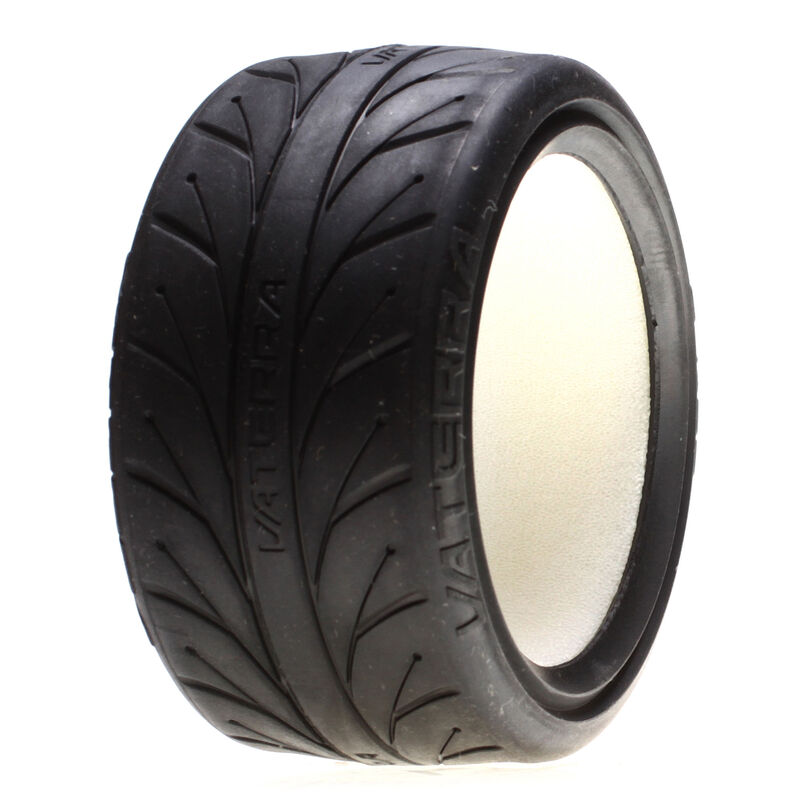 1/10 Rear 67x30mm V1 Performance S Compound Tire with Inserts (2): V100