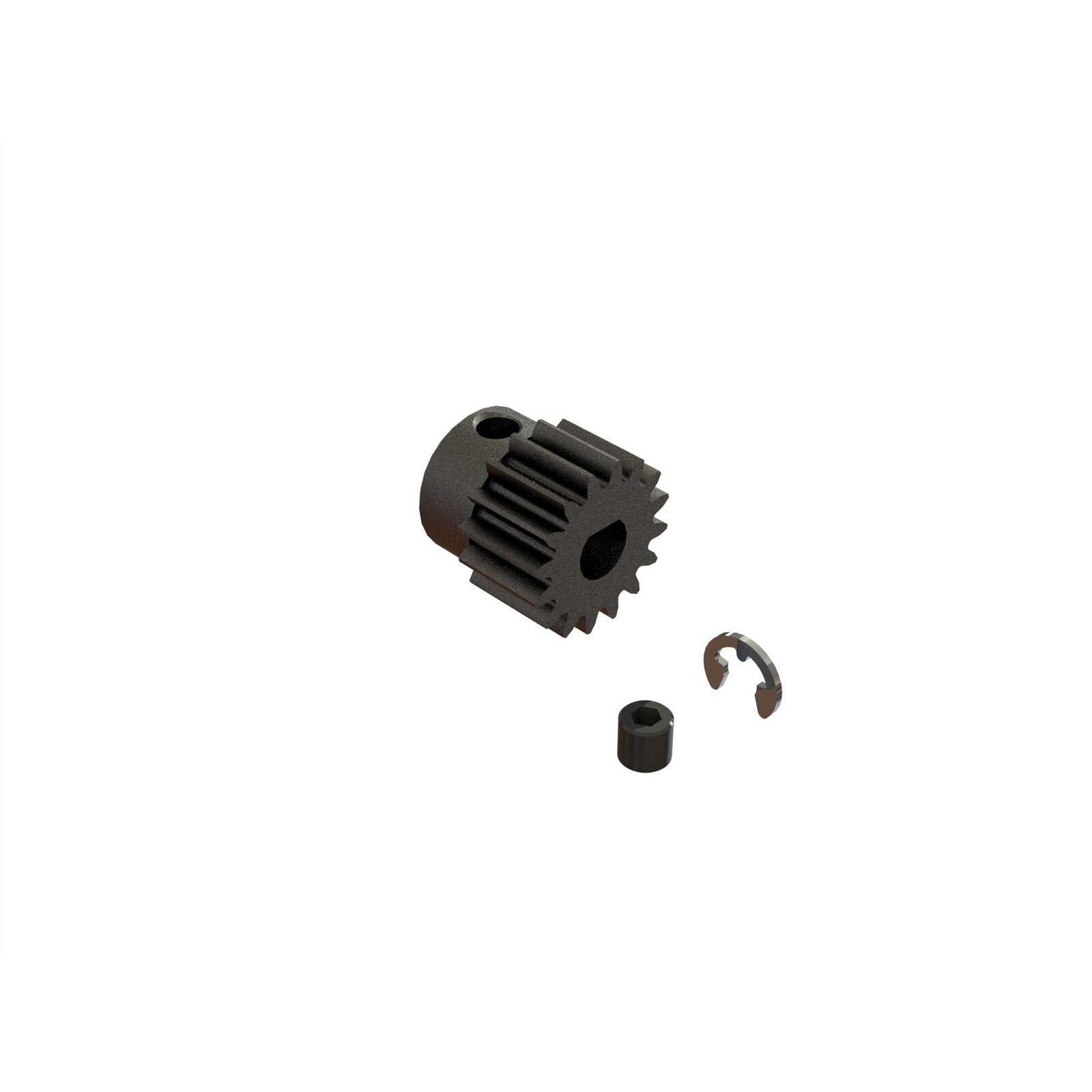 17T 0.8Mod Safe-D5 Pinion Gear