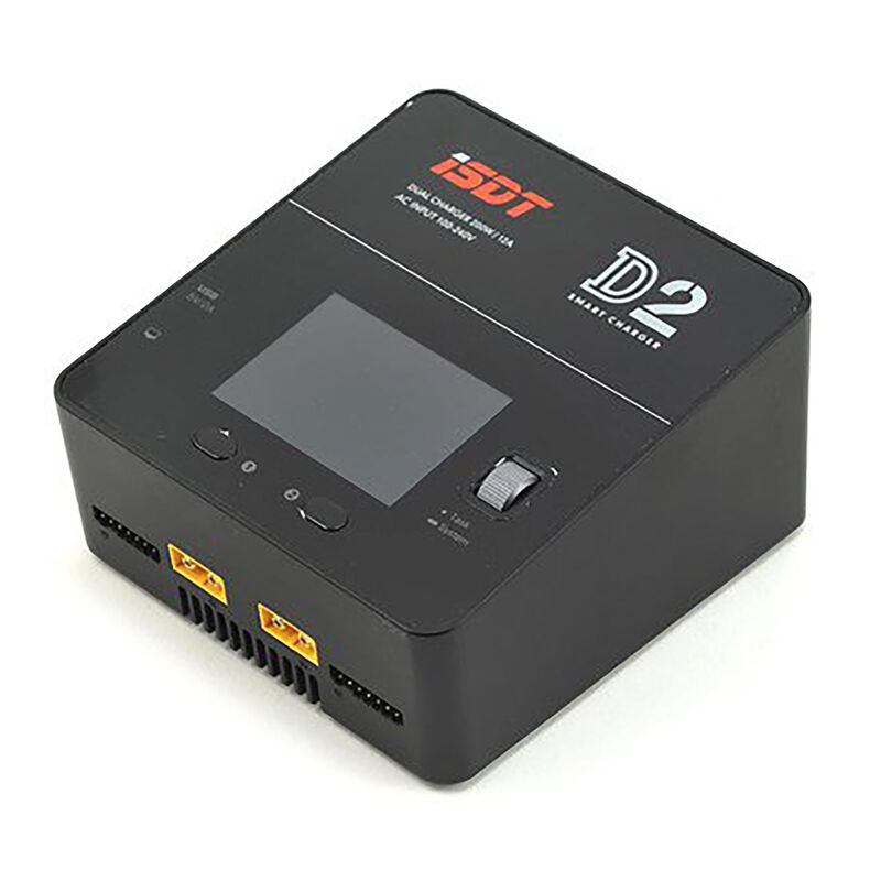 D2 200W AC Charger