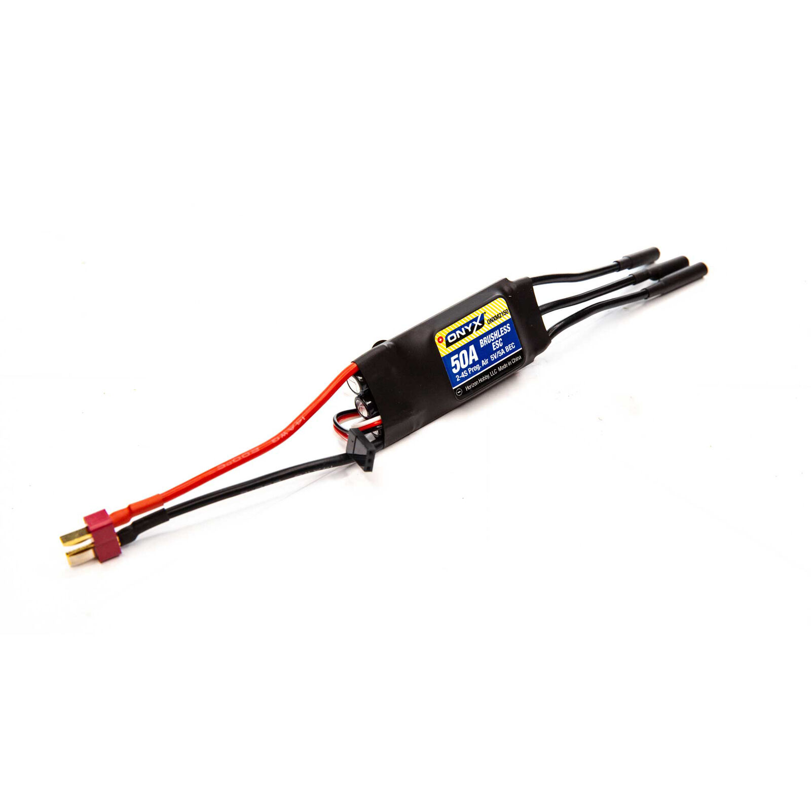 50A 2-4S Programmable Brushless Air ESC
